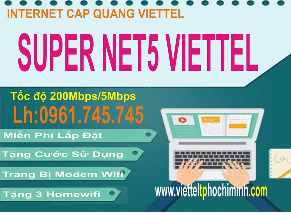SuperNet5 Viettel